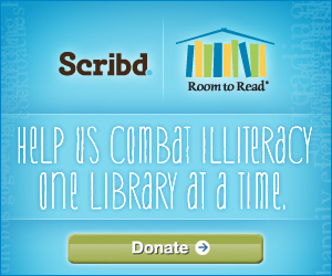 Scribd, Read for a cause