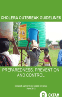 Cholera Outbreak Guidelines: Preparedness, prevention and control