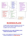 Marketing plan: How to approach