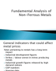 Fundamental Analysis of Non-Ferrous Metals