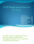 SAP Implementation at L&T