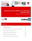 Etude LinkedIn CSA - Les Aspirations Professionnelles Des Jeunes