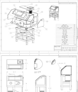 Tbib Ideas Download Homemade Sandblasting Cabinet Plans