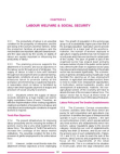 Introduction on Labour Welfare and Social Security