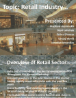"CASE STUDY  ""JEWELLERY RETAIL"""