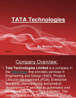 PRESENTATION ON TATA TECHNOLOGIES