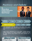 PRESENTATION ON RANBAXY AND DAIICHI