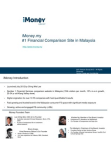 iMoney - Financial comparison in Malaysia