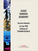 ASKO Tumble Dryer 700 Series