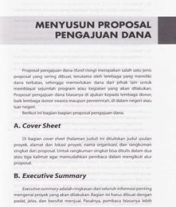 Contoh Proposal Permohonan Dana Penelitian