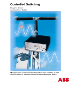 Controlled Switching Buyer's and Application Guide