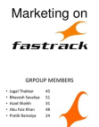 Fatsrack products marketing presentation