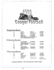 1999 Washington State Cougers 43 Defense  192 Pages