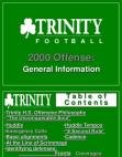 2000 Trinity High School KY Spread Offense  137 Slides