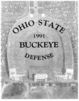 1991 Ohio State Buckeyes Defense  538 Pages
