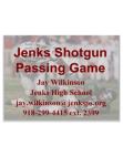Jenks Shotgun Passing Game by Jay Wilkinson