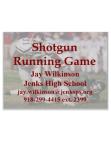 Jenks Shotgun Running Game