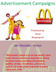 ad mcdonalds
