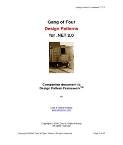 24. Strategy for Gang of Four Design Patterns 2.0