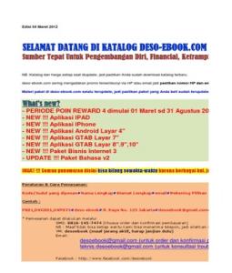 Narnia download indonesia ebook bahasa